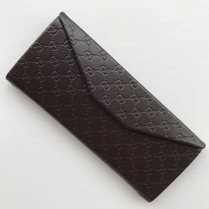 Gucci Foldable Collapsable Glasses Case